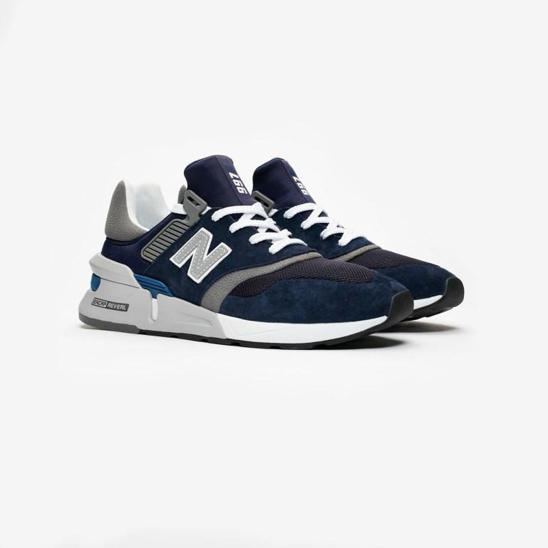 New Balance MS997 ''Navy/Grey''