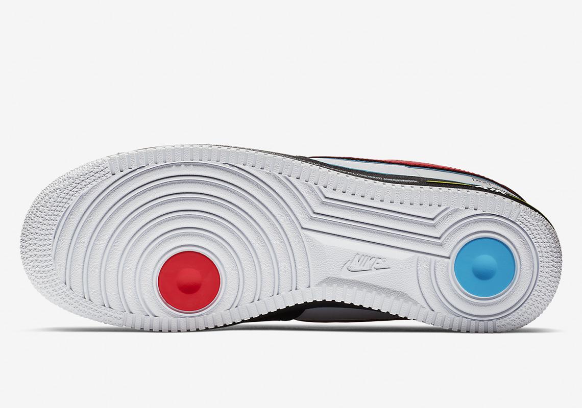 Nba Air Star Low Force Arrive Le 1 La 2019 All Pour Nike ''racing'' 3LqRj54A