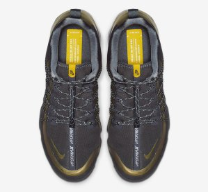 Nike Air VaporMax Utility ''Dark Grey/Amarillo''