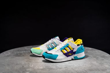 "Overkill x adidas Consortium ZX 10.000C ""I CAN IF I WANT"""
