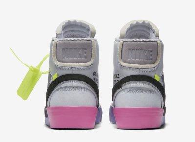 Serena Williams x Off-White x Nike Blazer Mid ''Queen''