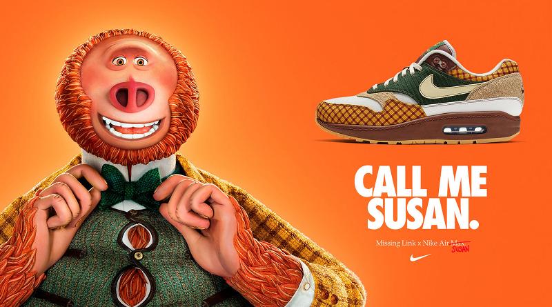 1 ''susan'' Link Sneaker X Air Max Style Missing Nike lTJFKc31