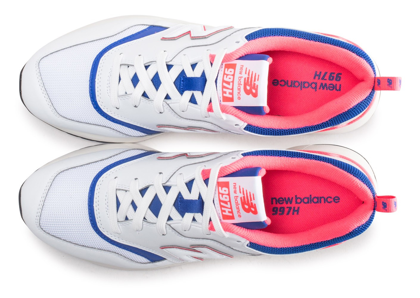 Sneaker Style Laserblue'' Balance ''whitepink New 997h e2Y9EIDHW