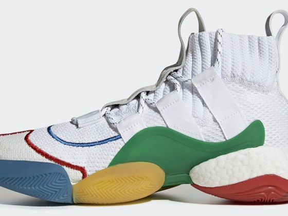 Pharrell x adidas Crazy BYW LVL X