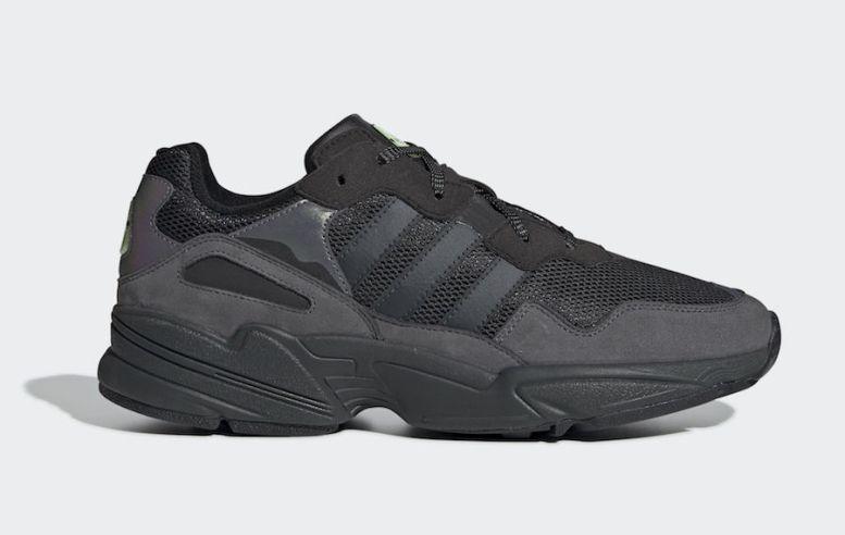 adidas Yung-96 ''Black Carbon''