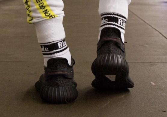 adidas Yeezy Boost 350 v2 ''Black Reflective''