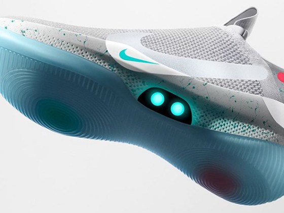 Nike Adapt BB ''Wolf Grey''
