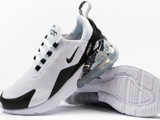 Nike Air Max 270 WMNS ''White/Black''