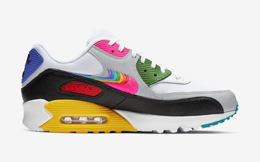 Style Max Sneaker Air 90 ''be Nike True'' 8nPkNO0wX