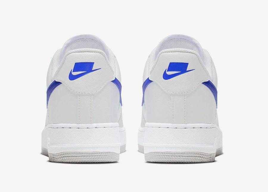 Nike Air Force 1 ''Transparent Mesh'' ''Racer Blue''