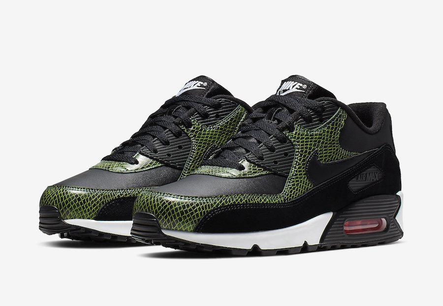 Nike Air Max 90 ''Green Python''