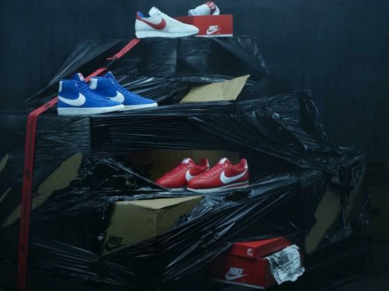 Stranger Things x Nike OG Pack