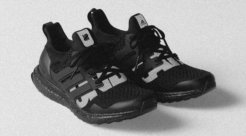 Undefeated x adidas Ultraboost ''Blackout''
