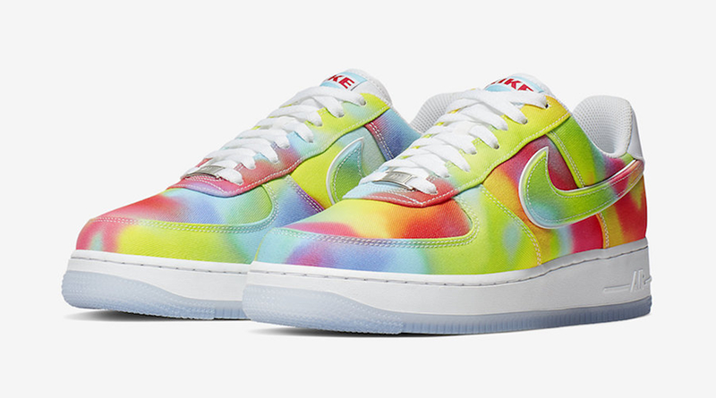 Force Sneaker 1 ''tie Dye'' Style Nike ''chicago'' Air tCBrshQxd