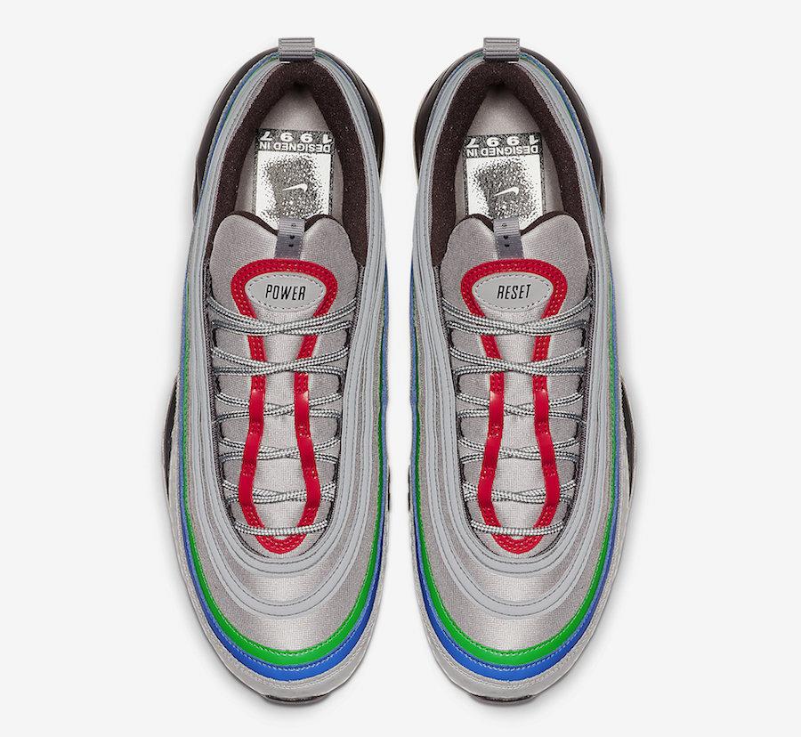 Nike Air Max 97 ''Nintendo 64''