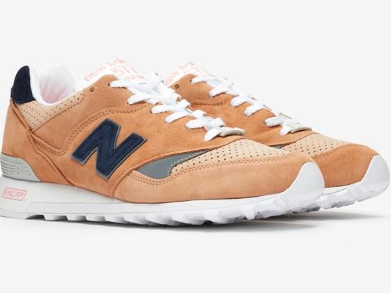 Sneakersnstuff x New Balance 577