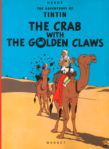 The-Crab-With-The-Golden-Claws
