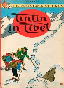 Tintin-In-Tibet