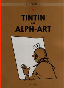 Tintin-and-Alph-Art