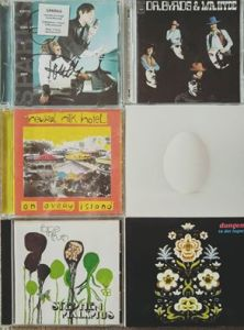 Dave's CDs