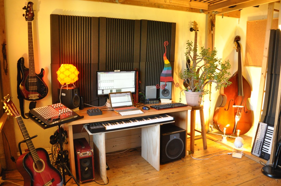Ableton Live Music Production Studio | The SNEDlab