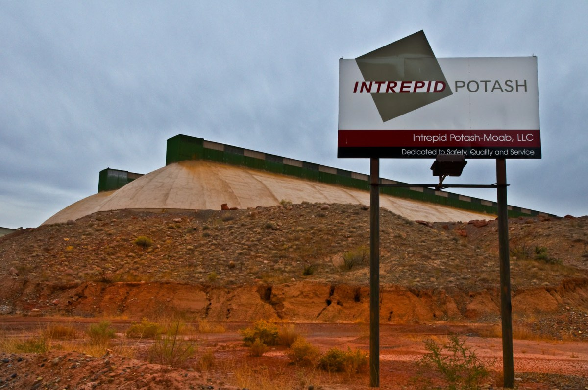Intrepid Potash