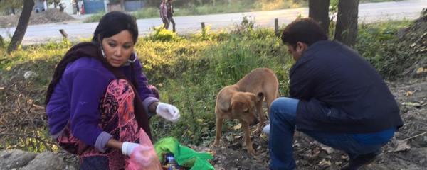 Rabies Vaccination at Chakrapath