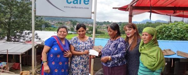 Donation of $1504 by Rokesh Nyeshang Gurung & Gita Gurung family. Thank You Generous Soul.