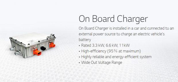Nieuwe opladers van LG Chem tot 11 kW