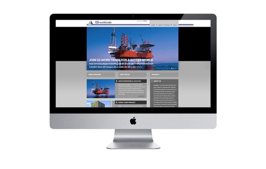 gsworktrade.com - Verbindt commerciële en maatschappelijke activiteiten