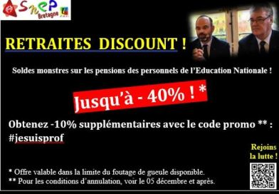 Retraite discount