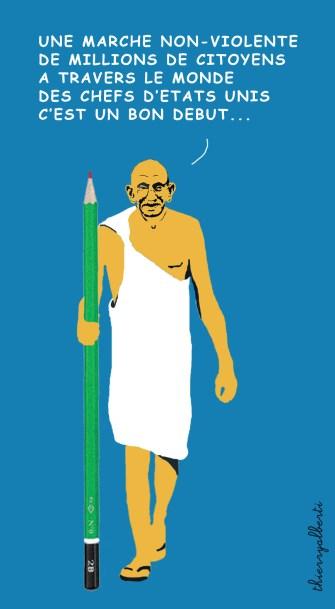 Gandhi Marche