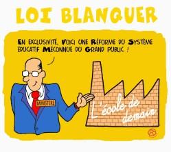 Loi Blanquer 2