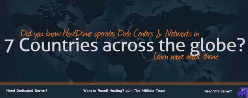 Dedicated Servers and Hosting
