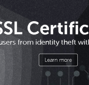 NameCheap SSL Comodo Certificates