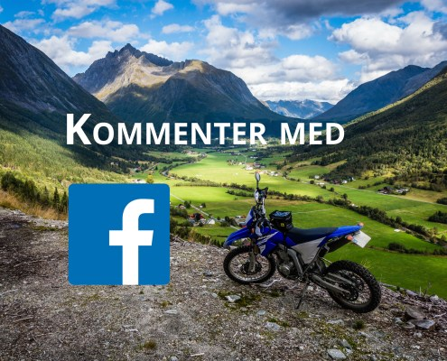 Kommenter med Facebook