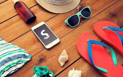"""OUTDOOR DIGITALE: Le 6 app che ti faranno dire: """"Ma quanto è bella l'estate!"""""""