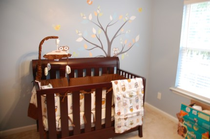 Baby Lane's Room