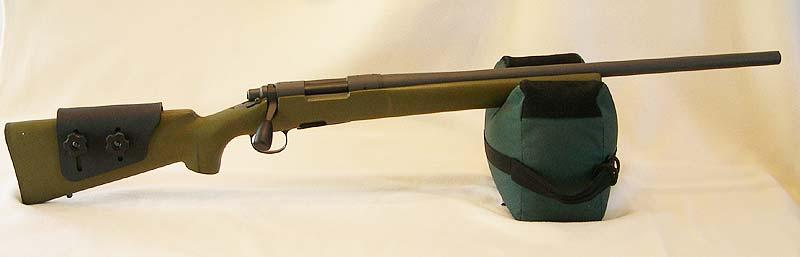Karsten Adjustable Cheek Piece - Sniper Central