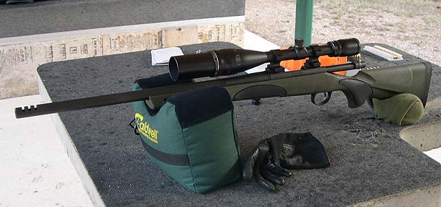 Remington 700 VTR - Sniper Central