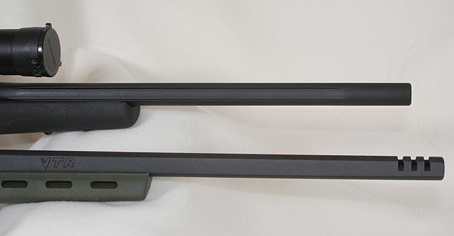 Remington 700 VTR - Sniper Central