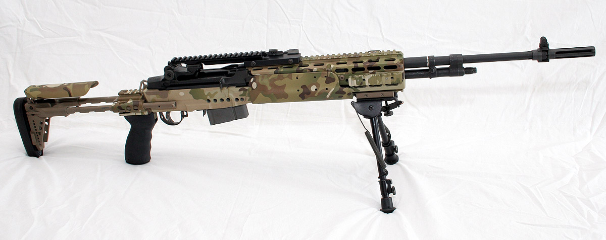 Springfield Armory M1A EBR - Sniper Central