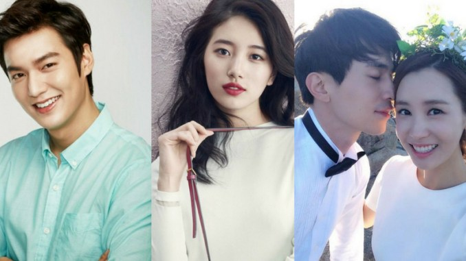 Korean K-Drama stars dating rumors