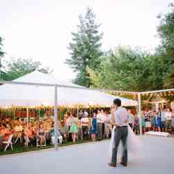 Garden Wedding Dance Floor Ideas | Gardening: Flower and Vegetables