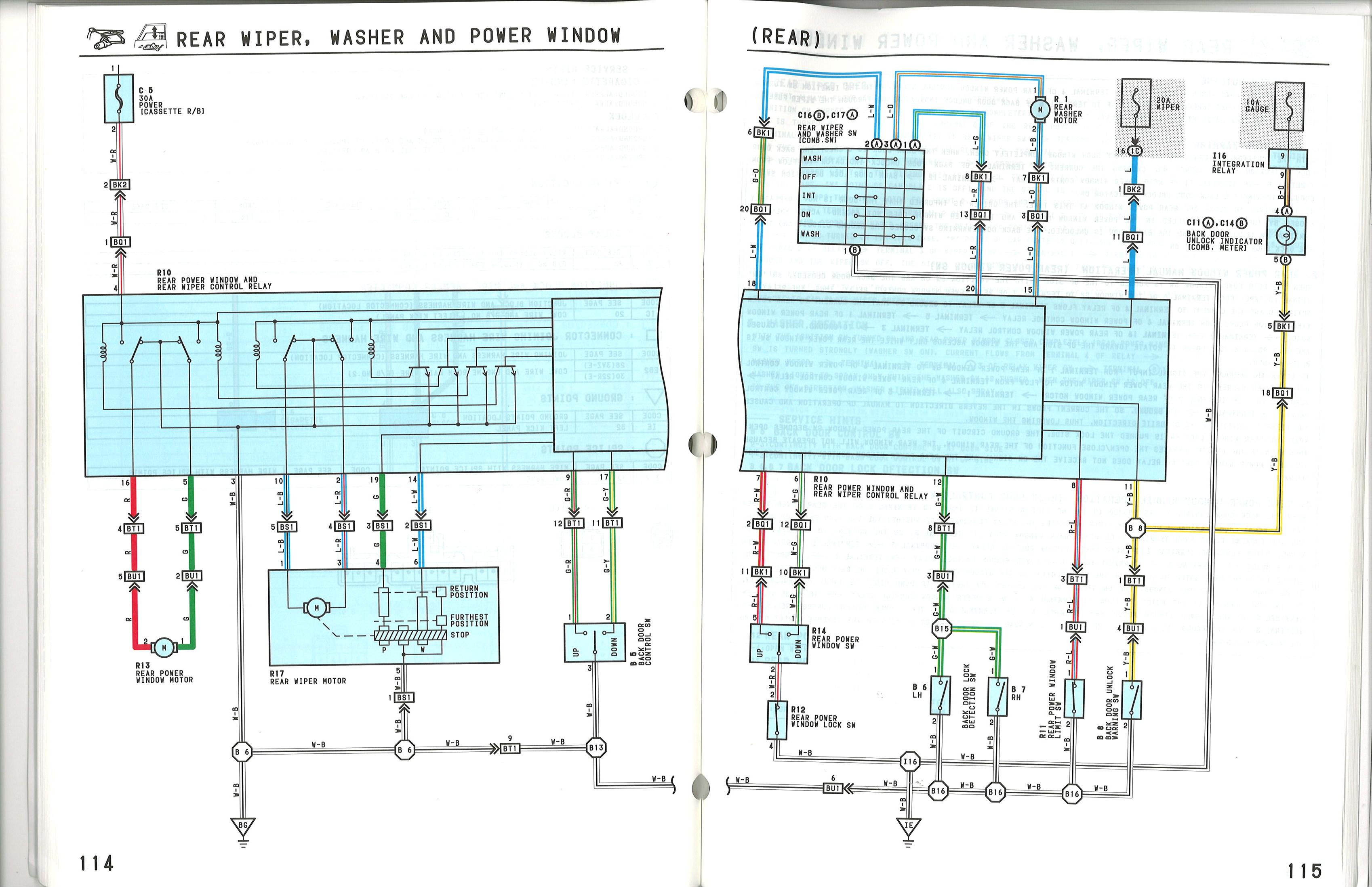 Wiring Diagram Power Windows Corvette Home Design Ideas - Wiring diagram nissan b13