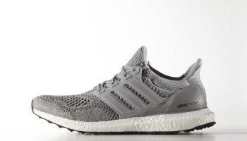 Adidas Ultra Boost Grey Gum