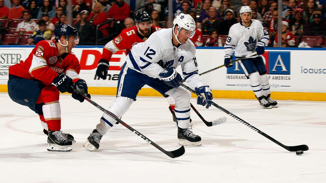 Leafs vs Panthers