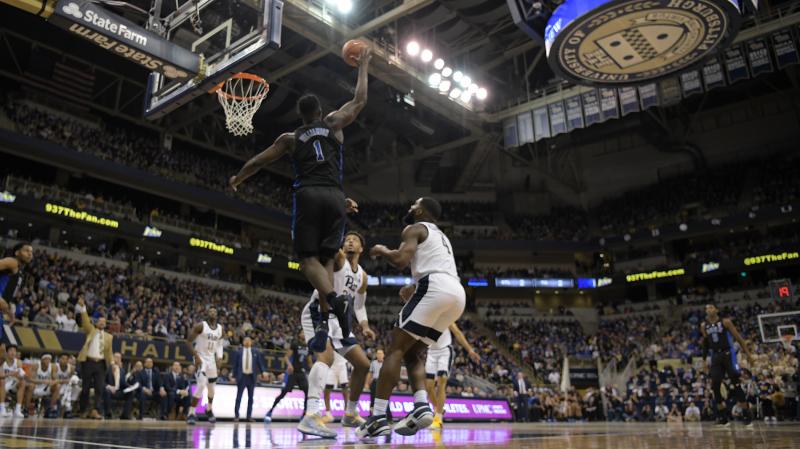 Duke vs Panthers