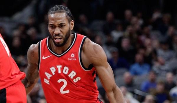 Spurs vs Raptors