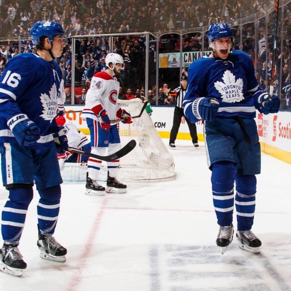 Leafs vs Habs